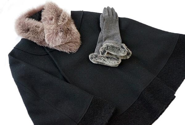 着物の防寒対策