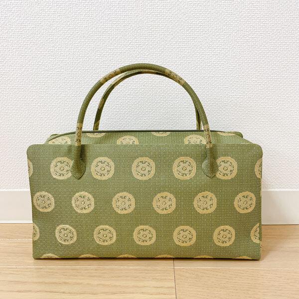 龍村美術織物の利休バッグ